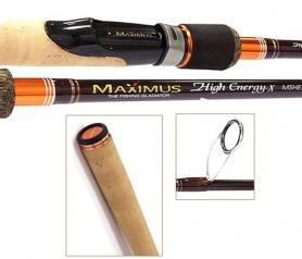 Maximus «High Energy-X 24ML» 2.4м (5-20г)