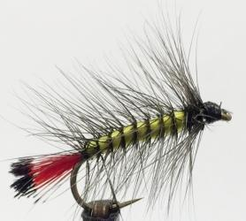 DryFly Palmer Yellow