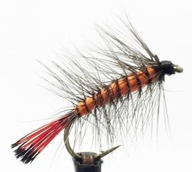 DryFly Palmer Orange