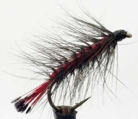 DryFly Palmer Red